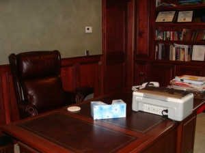 Lisa\'s office