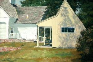 House (unfinished), John Tinari