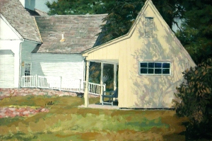 House (unfinished), John Tinari