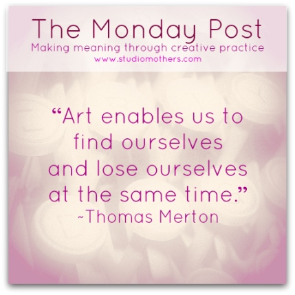Monday Post Thomas Merton quote