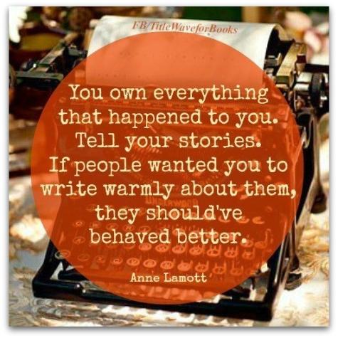 Anne Lamott quote