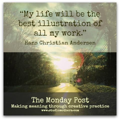 Hans Christian Andersen quote