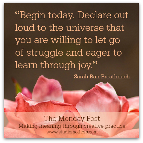 Sarah Breathnach quote