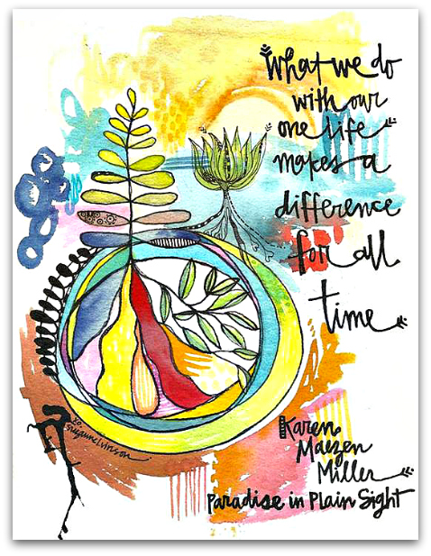 Karen Maezen Miller quote