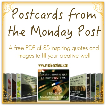 Postcards from the Monday Post