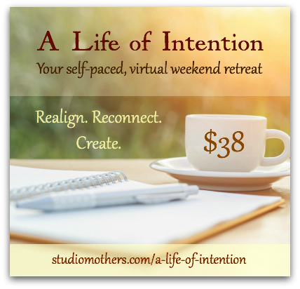 A Life of Intention