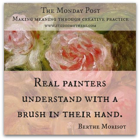 Berthe Morisot quote