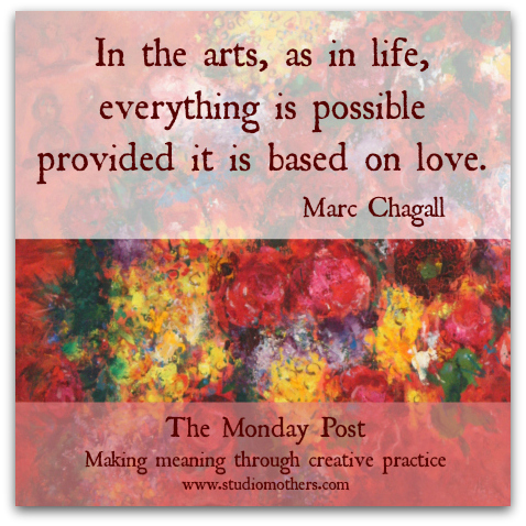 Chagall quote