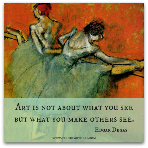 Degas quote2