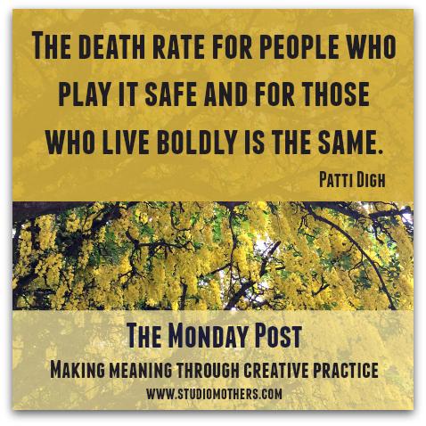 Patti Digh quote