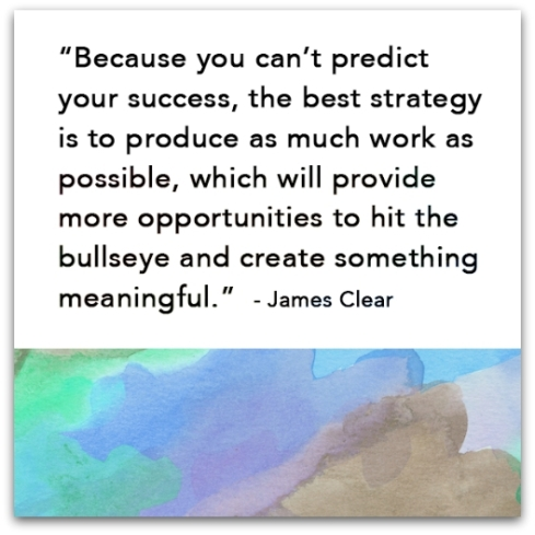 James Clear quote
