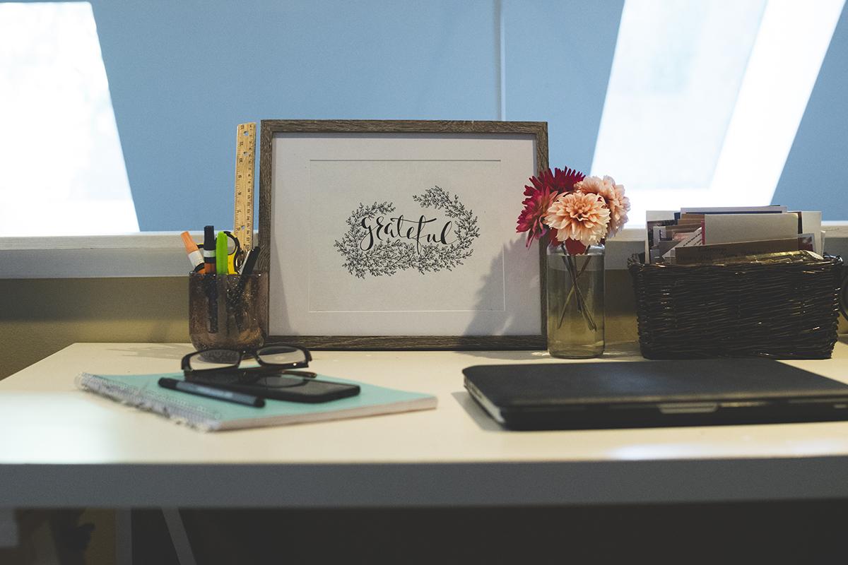 Becca's Desk