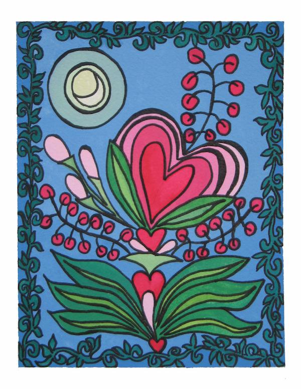 Bleeding_Heart_Folk_Flower