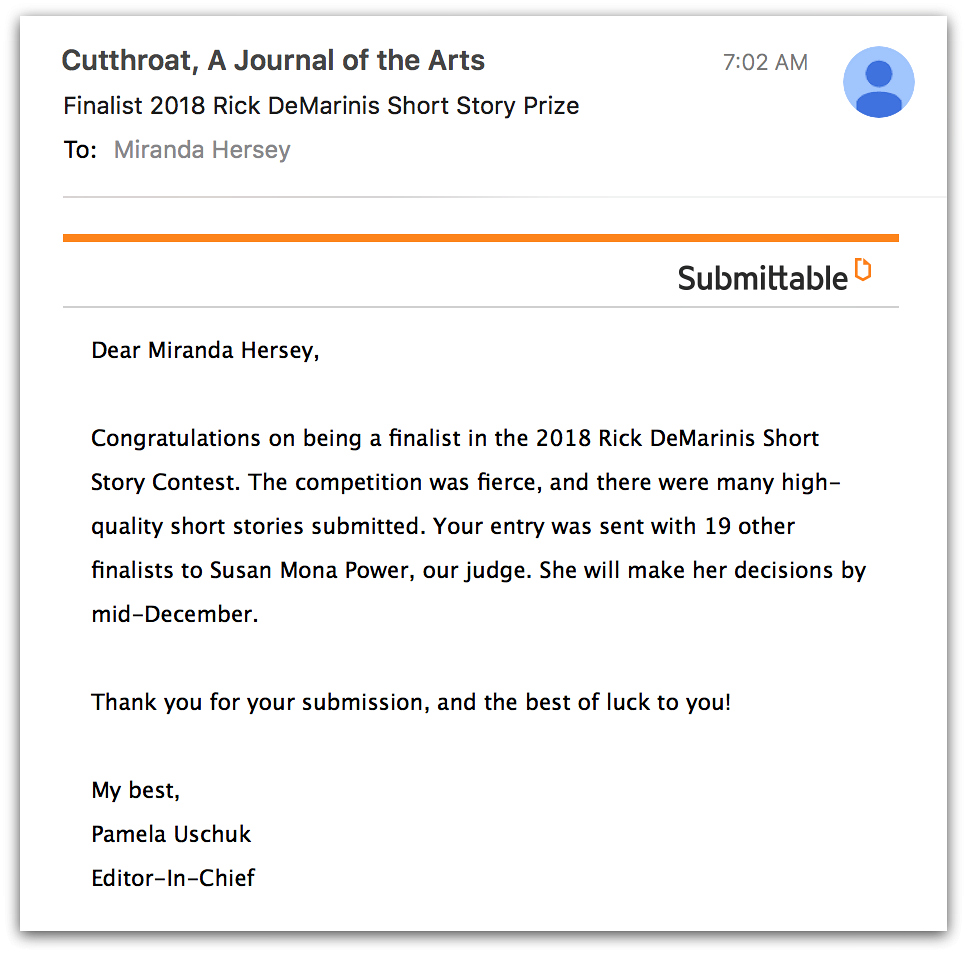 Cutthroat.finalist